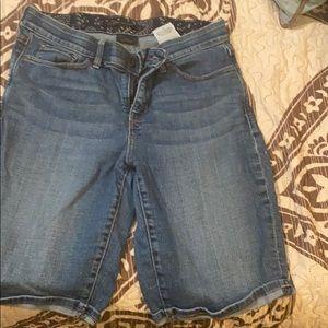 Women's long shorts